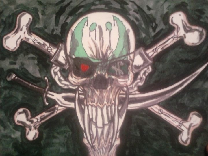 skull idea - VADR-visceral art and design