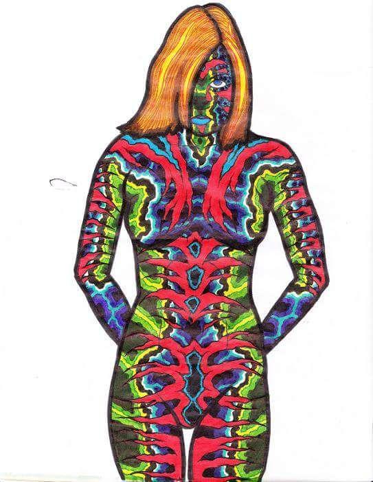 female - VADR-visceral art and design