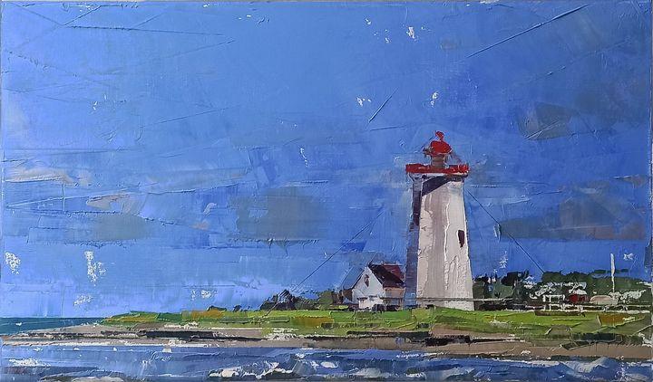 Miscou Island Lighthouse - Volodymyr Glukhomanyuk