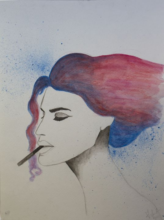 Stress Level: Smokes - Justice Lamb