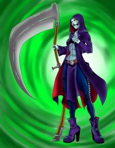 Lady Grimm - Miguel's Art