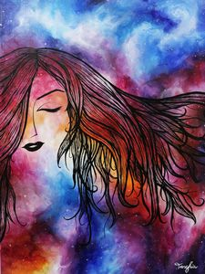 Redefine ( Acrylic on Canvas )