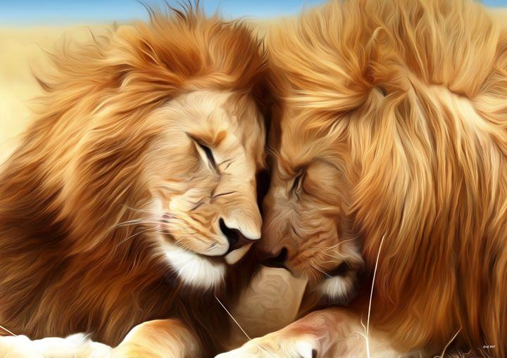 brothers lionheart - SirG