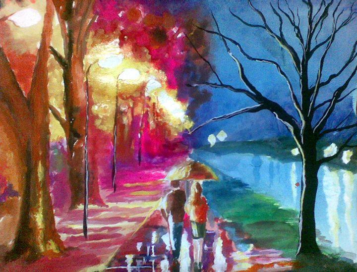 night after rain -  Us2508