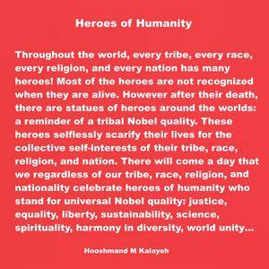 Heroes of Humanity
