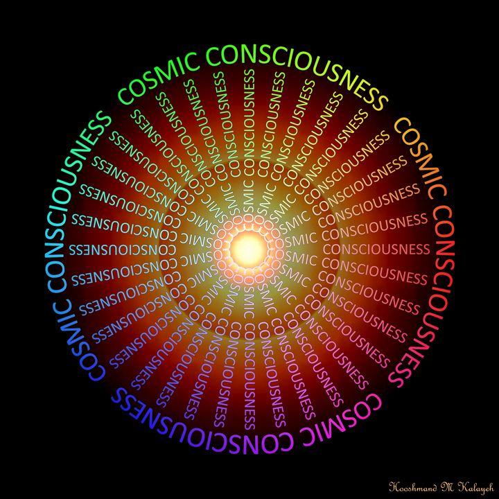 Cosmic Consciousness - Universal Voice