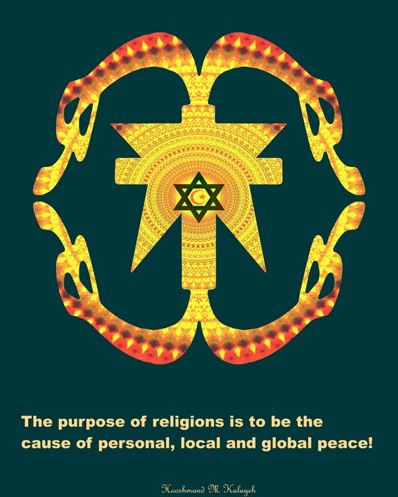 The Purpose of Religions - Universal Voice