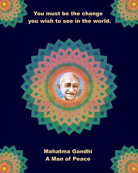 Mahatma Gandhi - Universal Voice