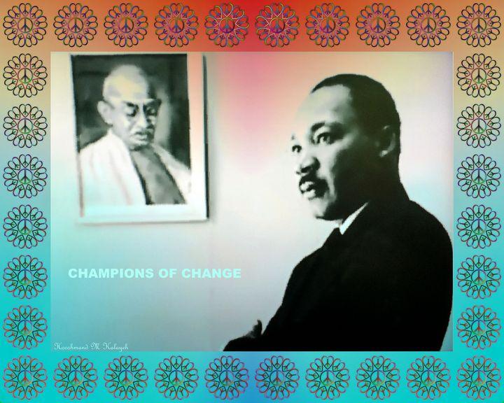 Champions of Change - Universal Voice