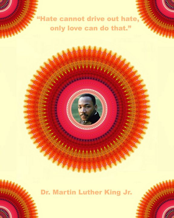 Dr. Martin Luther King Jr. - Universal Voice
