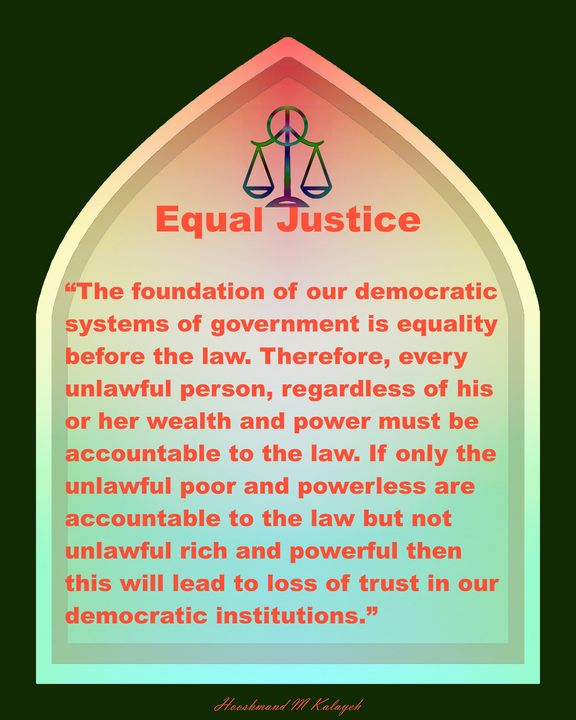 Equal Justice - Universal Voice