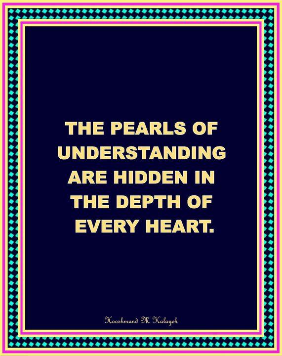 The Pearls of Understanding - Universal Voice