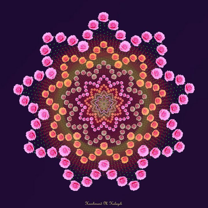 Flowers of One Garden - Universal Voice