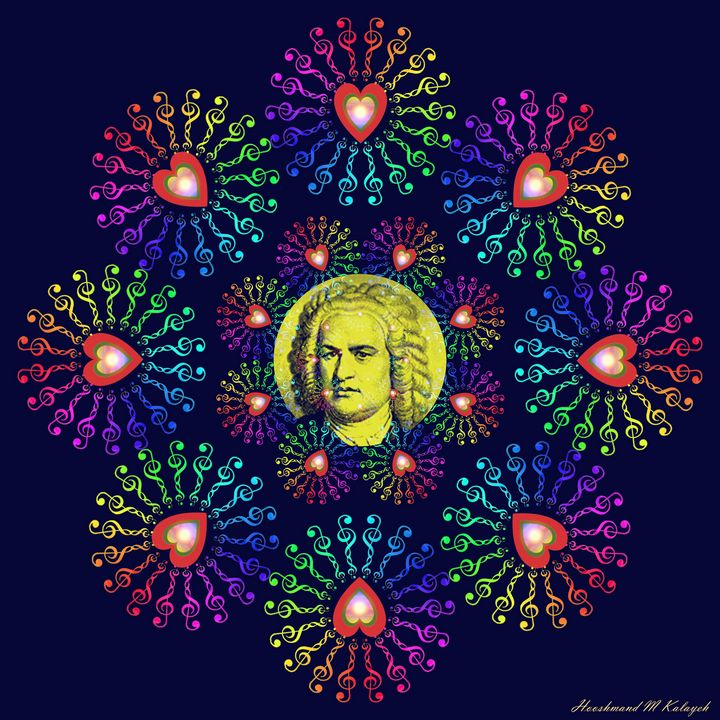 The Greatest Composer: Bach - Universal Voice