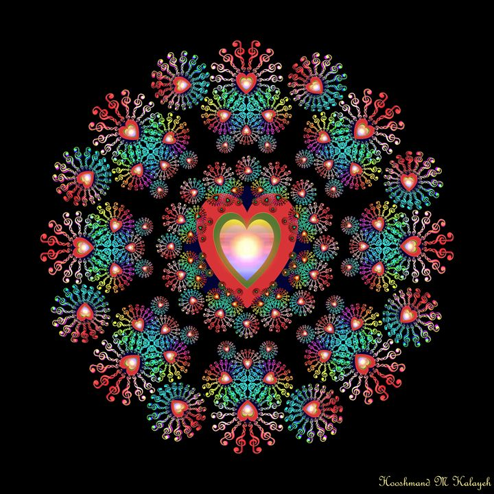 Simurgh of Love and Liberty: RUMI - Universal Voice