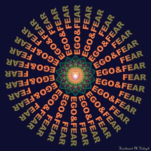Love, ego and fear
