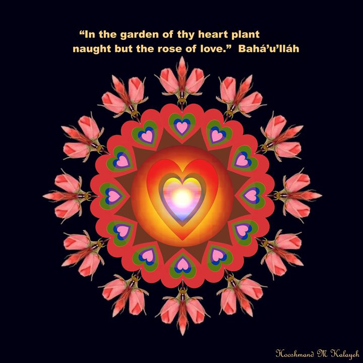 The Beauty of the Heart - Universal Voice