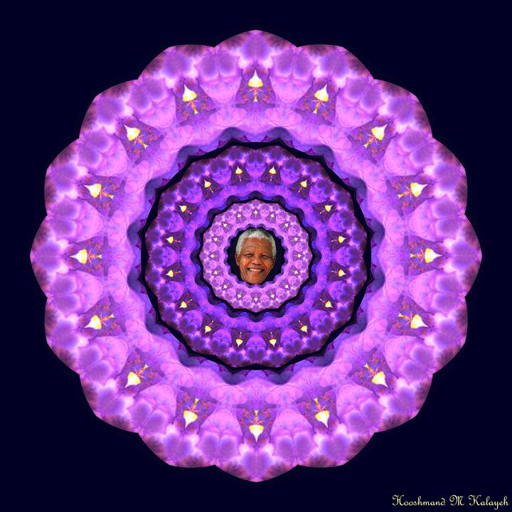 Nelson Mandela - Universal Voice