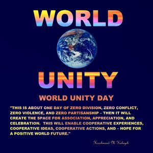 World Unity Day