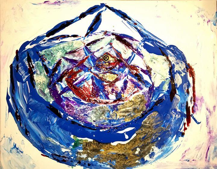 Birth of a Universe - MorganDPeterson