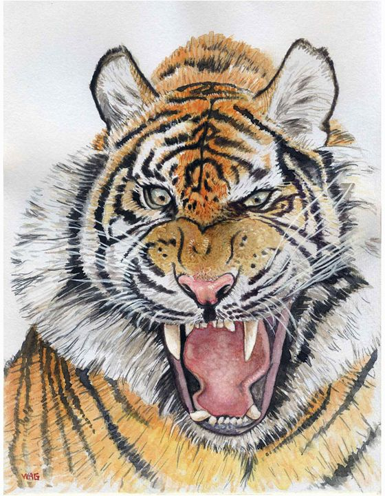 Tiger 1 - Wag