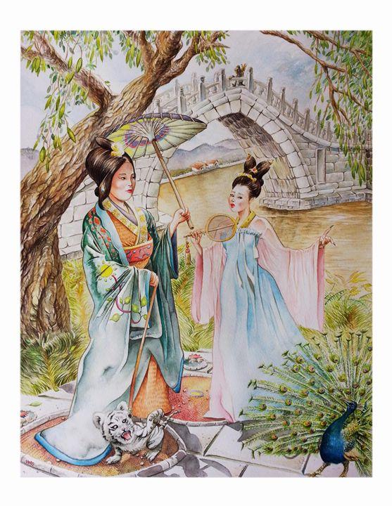 Asian beauty 4 - Wag