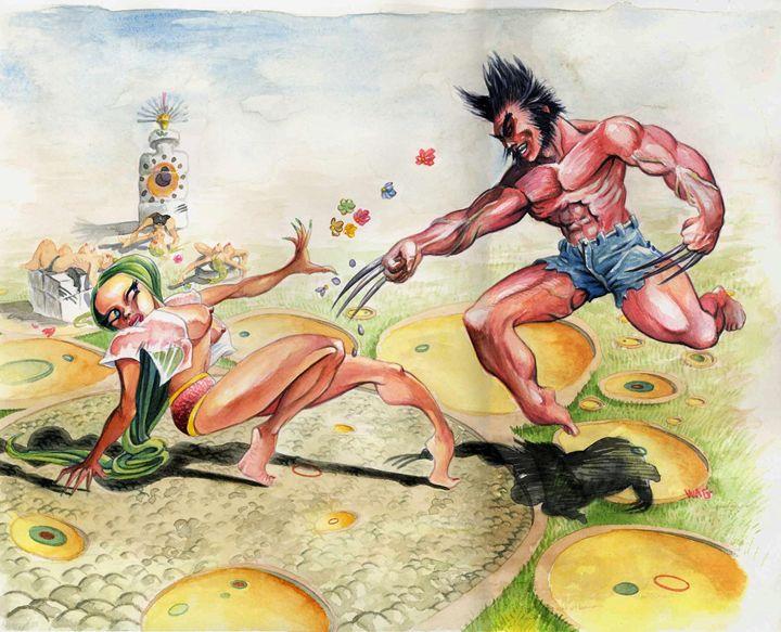 Wolverine 1 - Wag