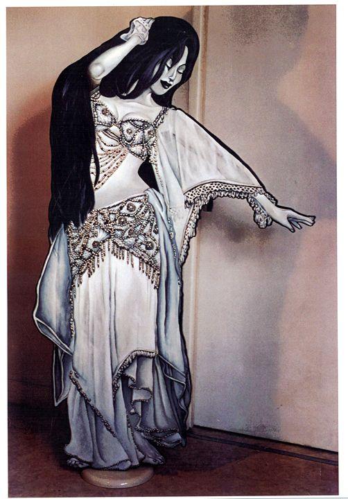 Oriental dancer 1 - Wag