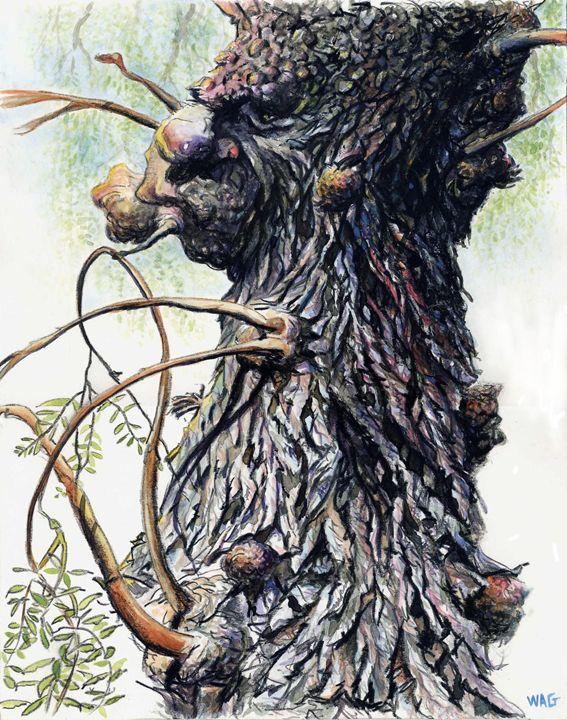 Pepper tree 1 - Wag
