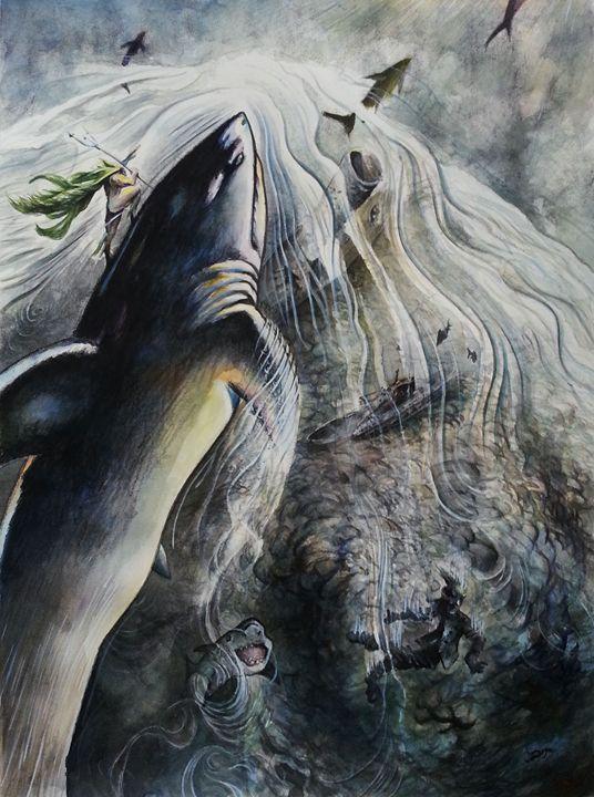 Shark 2 - Wag