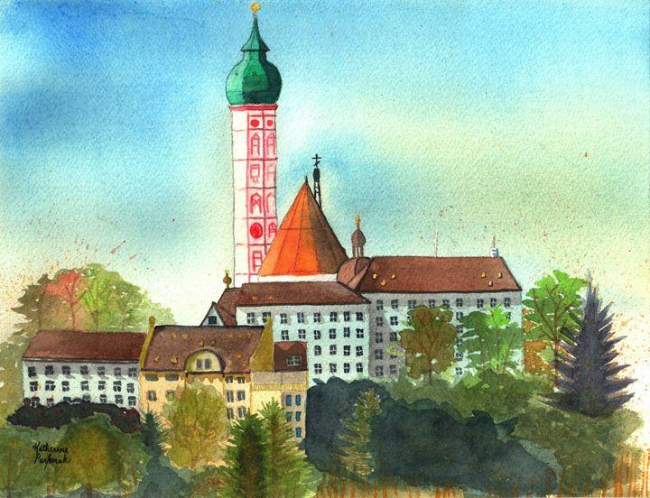 Kloster Andechs - SheepyShakeShack