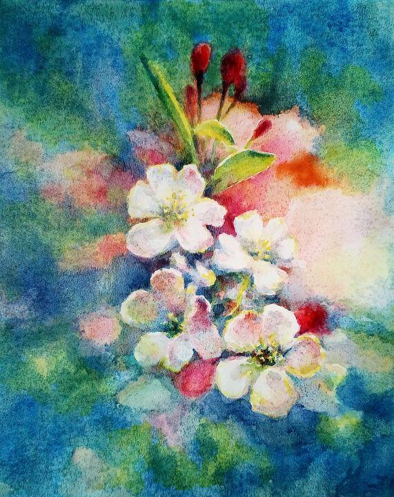 'Flowering-6' - V.Tabac