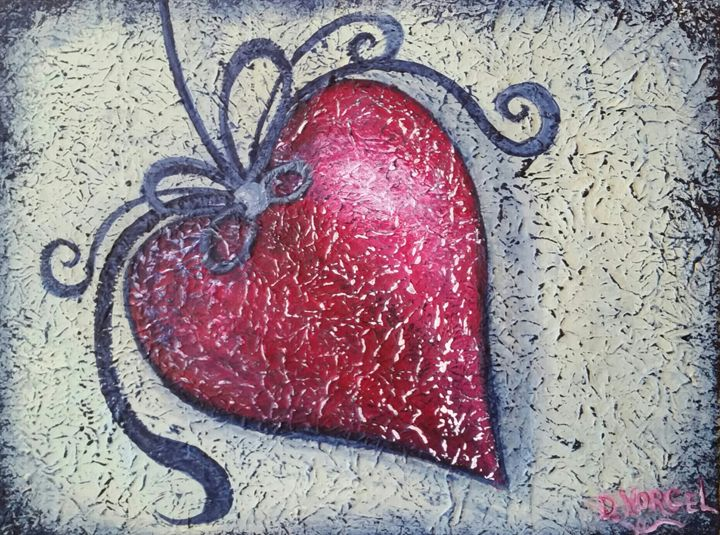 Here's my Heart - Donna Norgel