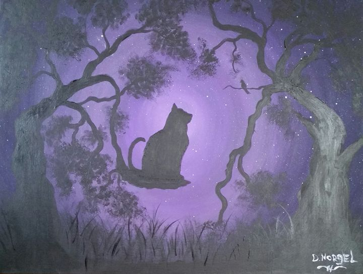 moonlight serenade - Donna Norgel