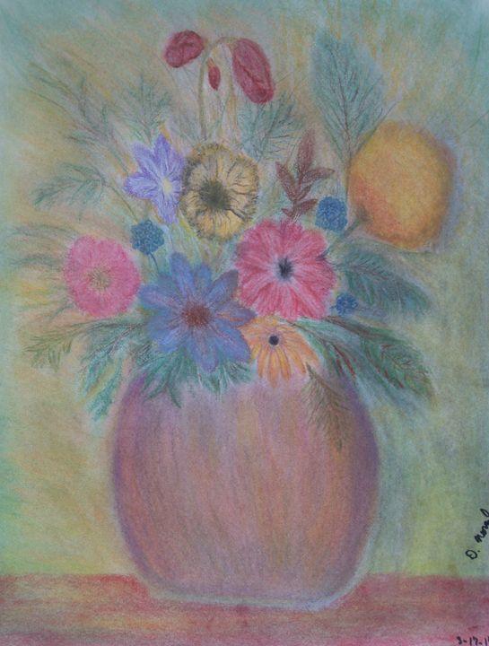 wild flowers - Donna Norgel