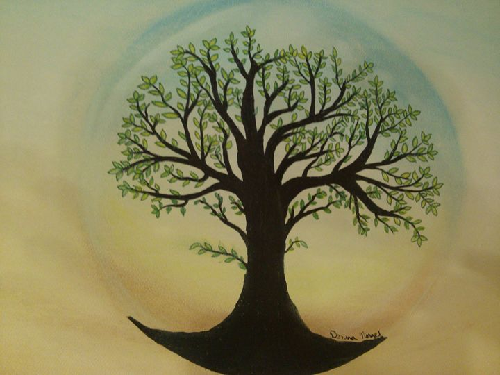 tree of life - Donna Norgel