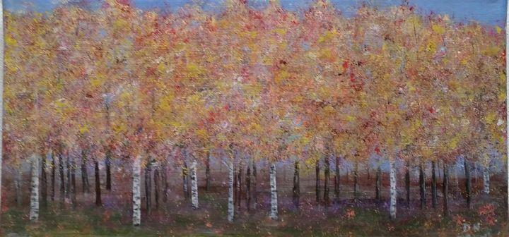 Happy birch day - Donna Norgel