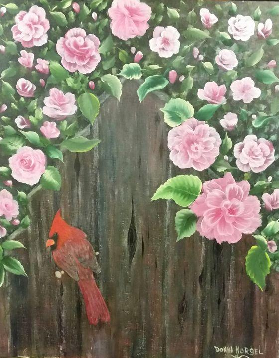 Florences Garden - Donna Norgel