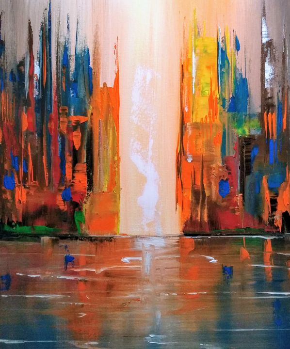 CITY ABSTRACT - Kevin Richards