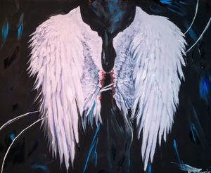 TIED WINGS OF FAITH