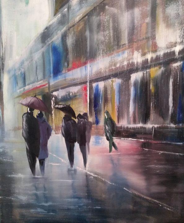 The City Walk - Kevin Richards