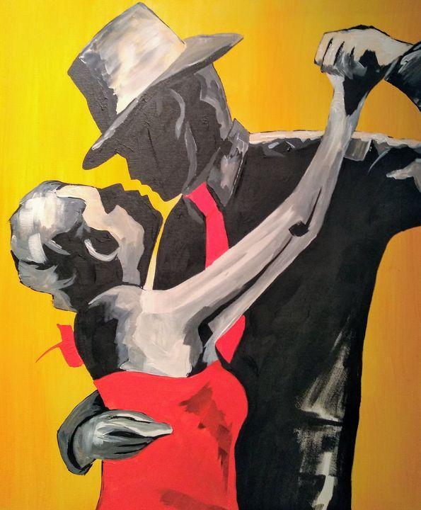 LETS DANCE - Kevin Richards