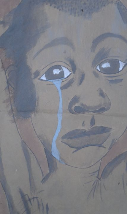 African kid - Slama inkyfingaz