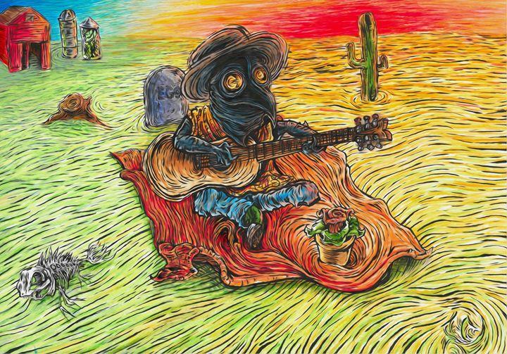 La Guitarra - be kind rewind