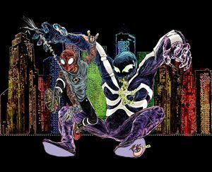 Webhead & Venom