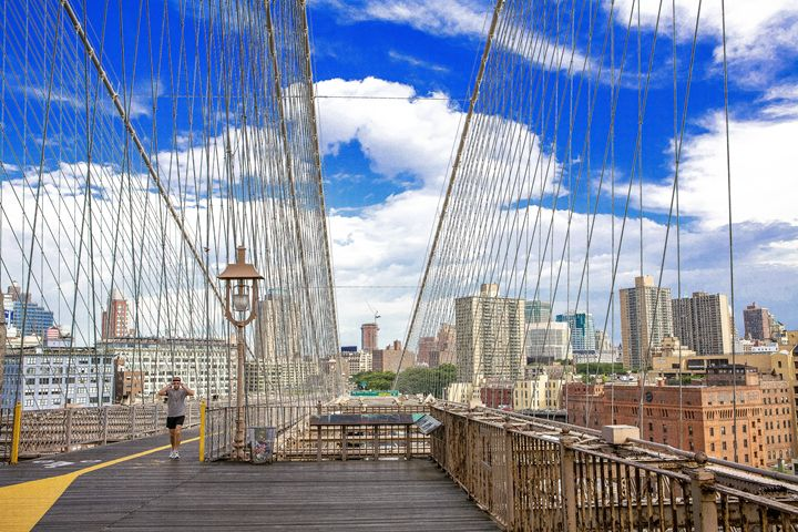 Looking over at Brooklyn - debchePhotography