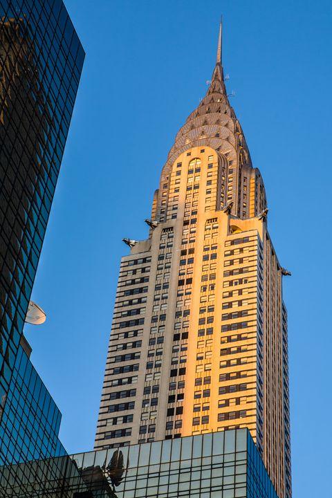 The Chrysler Building - debchePhotography