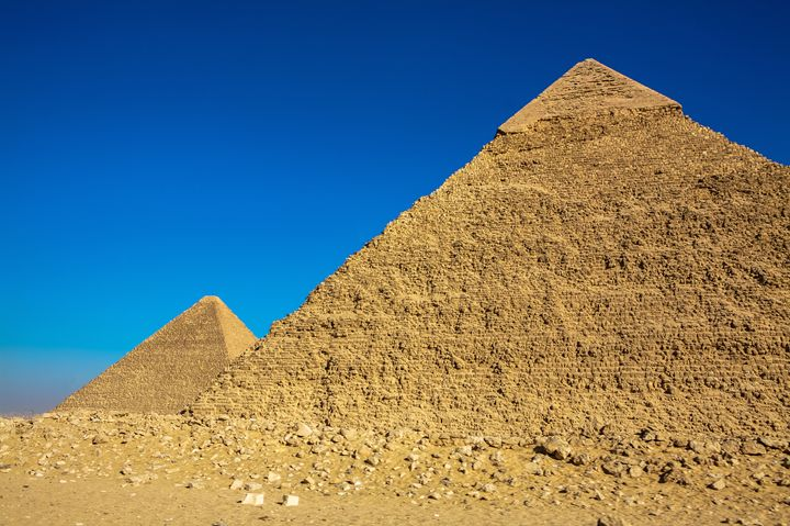 The Great Pyramid of Giza - debchePhotography