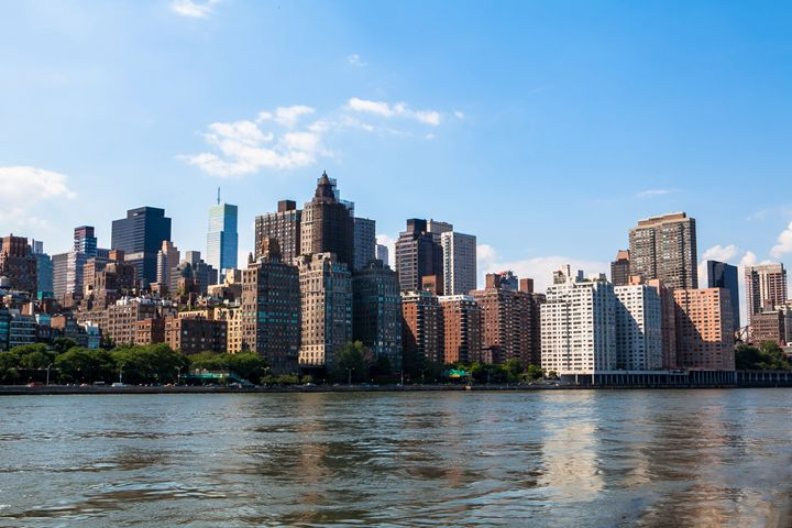New York Skyline - debchePhotography