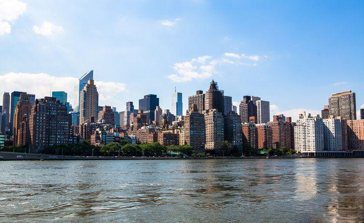 New York City Skyline - debchePhotography